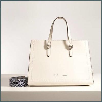 [ロブキャット](セボ)トートバック(LJSHT408IVLC01) /トートバッグ / 韓国ファッション / Tote bags