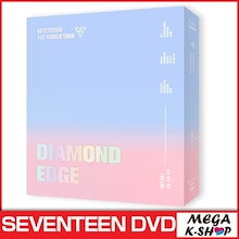 SEVENTEEN - 2017 SEVENTEEN 1ST WORLD TOUR DIAMOND EDGE IN SEOUL CONCERT DVD[REGION CODE:13456]