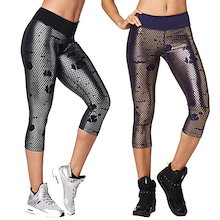 新入荷! ZUMBA ヨガパンツ ズンバウェア トレーニング フィットネス エアロビクス ズボン エアロビクスウェア ランニングウェア 美脚 ダンス衣装 ズボン