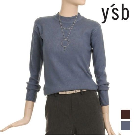 イエス費デイリーバンポルラゴルジニットYB3LK017 ニット/セーター/ニット/韓国ファッション