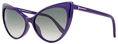 Tom Ford Womens Anastasia Cat Eye Sunglasses