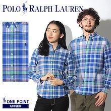 fa8a8e1aa7721 POLO RALPH LAUREN ポロ ラルフローレン シャツ ワンポイント マドラスチェック シャツ
