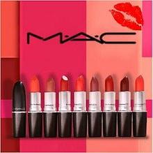 【2個購入送料無料】誕生日プレゼント★ MAC マック リップスティック 3g M・A・C Lipstick 💋 口紅  ※人気色早めの購入をオススメします★ 假一赔十 ★