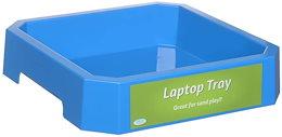 ワバファン 砂あそび用トレイ 【知育玩具 ねんど・砂遊び】 Waba Fun Laptop Tray