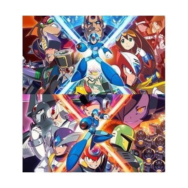 ロックマンX アニバーサリー コレクション 1+2 [PS4] 製品画像