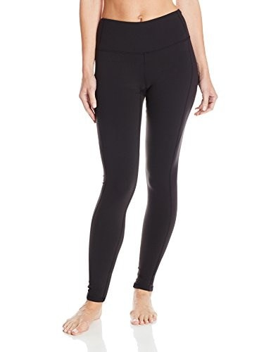 Lucy Womens Perfect Core Legging Solid, Lucy Black, X-Large
