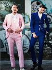 雑志で绍介されました★!メンズ スーツ セットアップ (3点セット) メンズファッション ビジネススーツフ メンズォーマルスーツ 細身 紳士服  披露宴 通勤 フォーマル スリーピーススーツ  就職