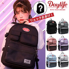 【2019NEW!!】【人気商品再入庫!!!2019 UPGRADE!!】★[Day Life] Multi Pocket Backpack デーライフマルチ