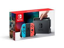 Nintendo Switch [ネオンブルー/ネオンレッド]