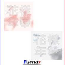 BTS / 防弾少年団 / 花様年華 PT1 / 3rdミニアルバム / WHITE/ PINK / 2バージョンセット /  フォトブック+ランダムフォトカード / 防弾 / ビックヒット