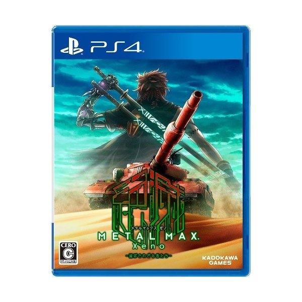 METAL MAX Xeno [PS4] 製品画像
