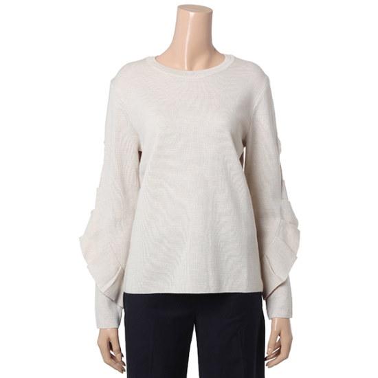 ジコッ小売フリルニート7226350006 ニット/セーター/韓国ファッション