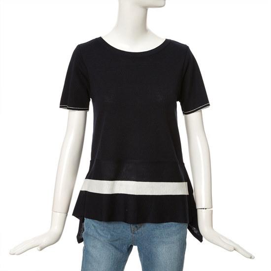 ケネス・レディーの裾インターニートEKPOHE07 ニット/セーター/韓国ファッション
