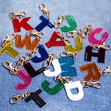 SM TOWN_Gift Shop [SM TOWN  JEWELRY Artist ACRYLIC KEYRING] - NCT