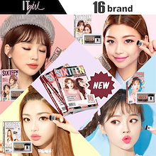 [16brand] ★EYE MAGAZINE ★ Eye shadow(アイシャドウ) / 5 types / instagram best item / 韓国コスメ[itgirl]