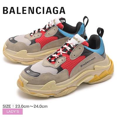 finest selection c6cd1 752b4 [Qoo10] BALENCIAGA : BALENCIAGA バレンシアガ スニ... : シューズ