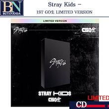 【発売日当日に韓国発送】 [ Stray Kids-限定特典付き ] Stray Kids   1ST GO生 LIMITED VERSION 初回ポスター