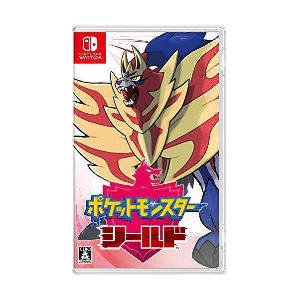 ポケットモンスター シールド [Nintendo Switch] 製品画像
