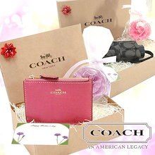 ★GW!直前コスパSALE!★ ✨COACH OUTLET  母の日 ギフト セット 【袋無し】  特集【選べる20タイプ】💗財布 コインケース カードケース 折り畳み傘 キーホルダー