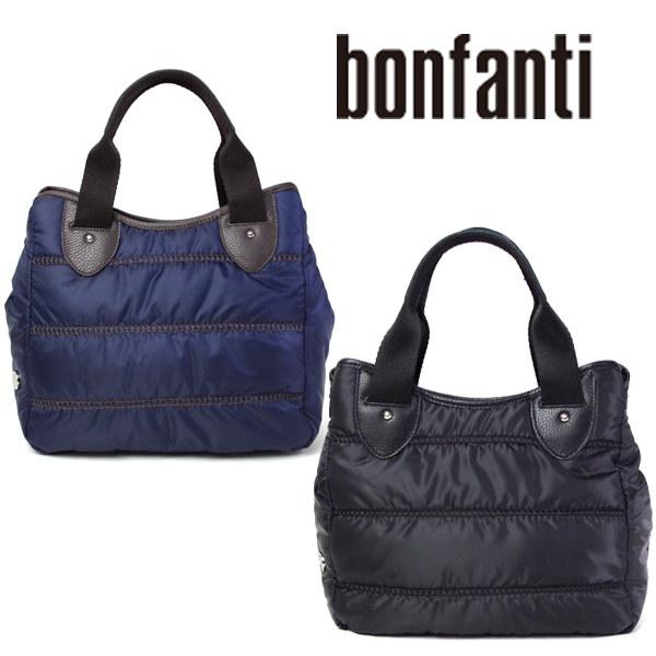 ボンファンティ BONFANTI2way 軽量軽い 斜め掛け ショルダーバッグ トートバッグメンズ/レディース866210(BK) 866209(NV)