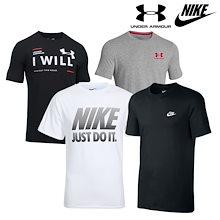 8b1e5b1e0206 【nike / under armour】 Tシャツ 20種 大集合 ユニセックスTシャツ