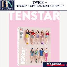 【発売日当日に韓国発送】SPECIAL EDITION TWICE 10STAR Magazine 2020.06  フォトカード付き