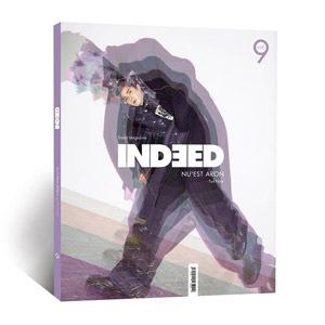 韓国芸能雑誌 INDEED(インディード) 9号 (NU'ESTのアロン表紙/Golden Child、A.C.E、CLCのイェウン記事) INDD09