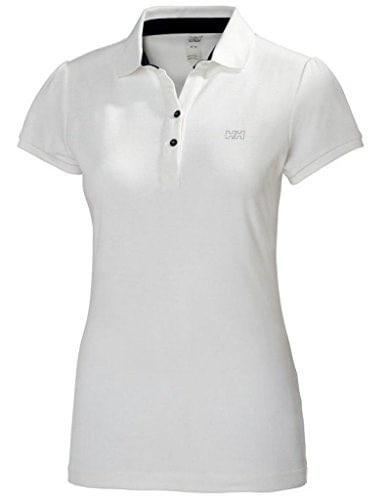 Helly Hansen Polo - Womens White Medium