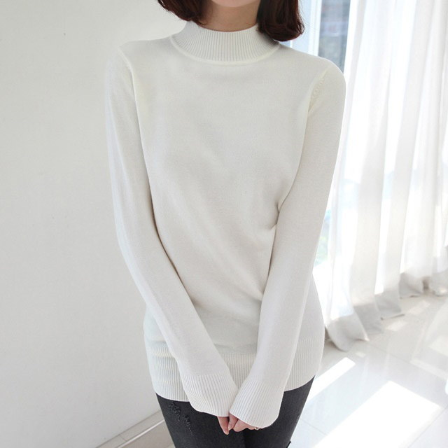 Banpo Polar Long Knit Mois Base is a good fit for a long time.