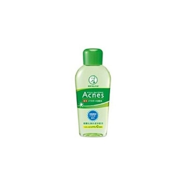 メンソレータム アクネス薬用パウダー化粧水 120ml