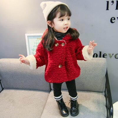 3cb3cbdb3aeb1  Qoo10  可愛い 子供冬コート  裹起毛.追加  ...   キッズ