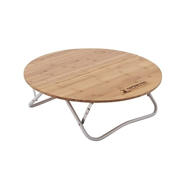 アルバーロ 竹製ラウンドテーブル65 UC-503