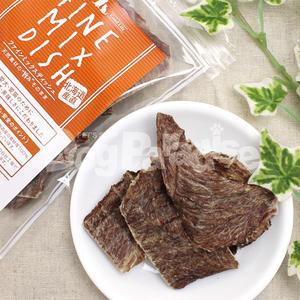 ファインミックスディッシュ 北海道産直 牛ステーキ(モモ肉) 40g(ジッパー無しパッケージ)