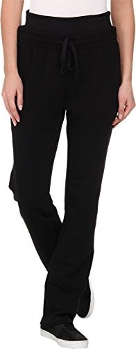 NYDJ Womens Fit Solution Lounge Baby Boot Black Pants LG X 31