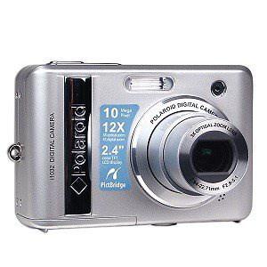 ポラロイドi1032 10MP 3倍光学/ 4倍デジタルズームカメラ