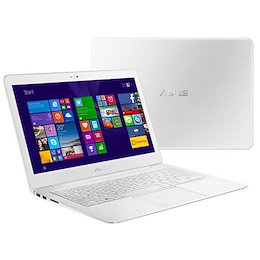 【新品同様・即納可!】ASUS ZENBOOK UX305FA UX305FA-WHITE (Win8/128GB/4GB/13.3)[即納可]