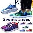 【予約】【送料無料】unisex /男女兼用 スニーカー /ジョギングシューズ/ランニングシューズ/軽くてソフト/スニーカー/靴/ Running Shoes-5 colors/ 36-44 size