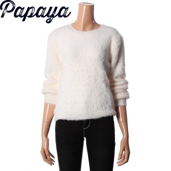 パパイヤ堰がシャツCNGRSW011C ニット/セーター/韓国ファッション
