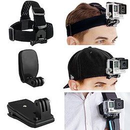 Hero 4 3+ 7 5 Black Session Compatible with Gopro Hero 8 6 2 Black CamKix Stainless Steel Tether Lanyard Silver Session Customizable 30 Inch Hero+ LCD 3 1