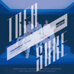 【CD】TREASURE EP. EXTRA:Shift The Map ATEEZ