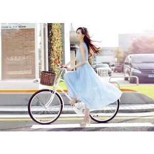 シフォンドレス ワンピース ドレス スカート ノースリーブ プリーツ 夏 tm209