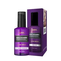 [ヘアケアck095]クンダル超ヘアセラムベビーパウダーの香り/ヘア血清ホット販売、損傷毛髪ケア