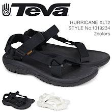 テバ Teva サンダル メンズ ハリケーン XLT2 HURRICANE ブラック ホワイト 1019234