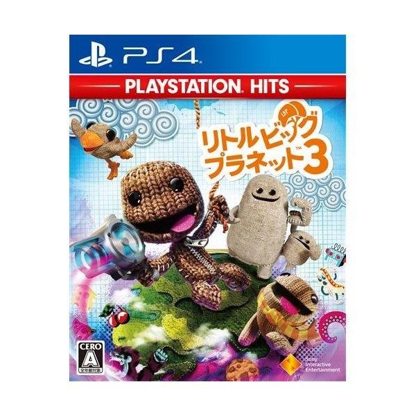 リトルビッグプラネット3 [PlayStation Hits] [PS4] 製品画像