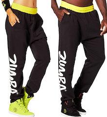 新着 ZUMBA ズンバ ヨガパンツ ズンバウェア トレーニング フィットネス エアロビクス パンツズボン エアロビクスウェア ランニングウェア ダンス衣装 男女兼用 ZU127