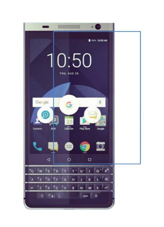 BlackBerry KEYOne / DTEK70 / Mercury 液晶保護 フィルム 画面シート pet 透明 指紋防止 衝撃吸収【0901】【2枚セット】
