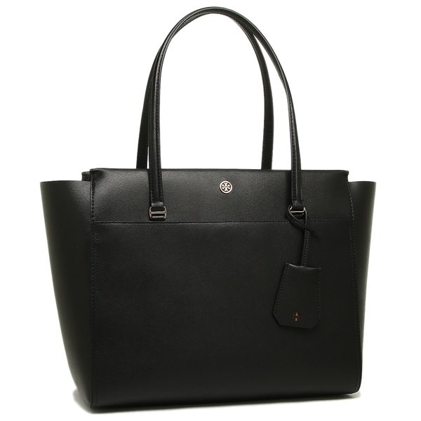 TORY BURCH バッグ トリーバーチ 37169 019 PARKER TOTE トートバッグ BLACK