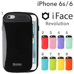 iface iphone6 iphone6s ケース Revolution standard 【当店はiFaceメーカー直営店】