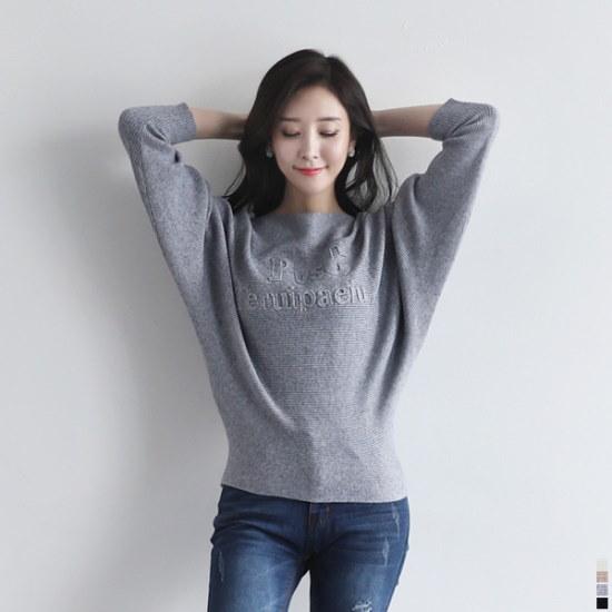 ココアベニューカオリピッ・ニット70903 ニット/セーター/ニット/韓国ファッション