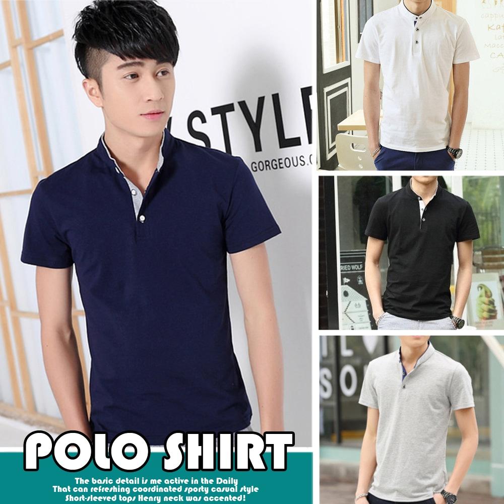 トップス ポロシャツ 半袖 半袖Tシャツ メンズ メンズファッション シンプル ベーシック 無地 スポーティー スポーツ カジュアル